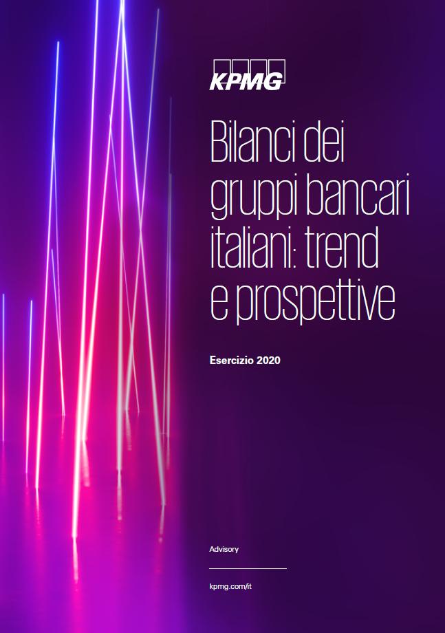 Bilanci dei gruppi bancari 2020