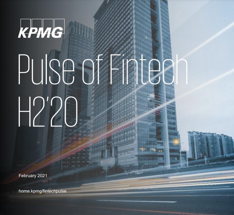 Pulse of Fintech H2 2020
